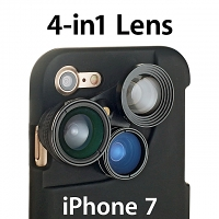 iPhone 7 4-in-1 Lens Case