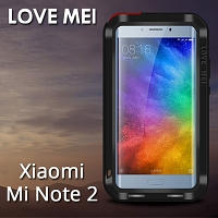 LOVE MEI Xiaomi Mi Note 2 Powerful Bumper Case
