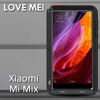 LOVE MEI Xiaomi Mi Mix Powerful Bumper Case