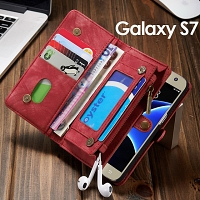 Samsung Galayx S7 Diary Wallet Folio Case