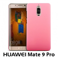 Huawei Mate 9 Pro Rubberized Back Hard Case