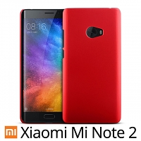 Xiaomi Mi Note 2 Rubberized Back Hard Case