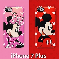iPhone 7 Plus Mickey and Friends Point Armour Case