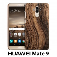 Huawei Mate 9 Woody Patterned Back Case