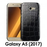 Samsung Galaxy A5 (2017) A5200 Crocodile Leather Back Case