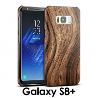 Samsung Galaxy S8+ Woody Patterned Back Case