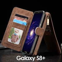 Samsung Galaxy S8+ Diary Wallet Case