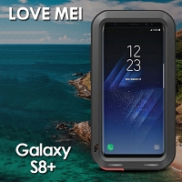 LOVE MEI Samsung Galaxy S8+ Powerful Bumper Case