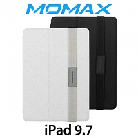 Momax Flip Diary - Oxford Case for iPad 9.7