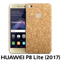 Huawei P8 Lite (2017) Pine Coated Plastic Case