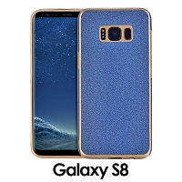 Samsung Galaxy S8 Jeans Soft Back Case