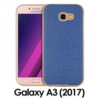 Samsung Galaxy A3 (2017) A3200 Jeans Soft Back Case