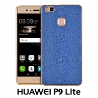 Huawei P9 Lite Jeans Soft Back Case