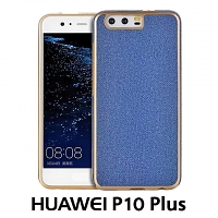 Huawei P10 Plus Jeans Soft Back Case