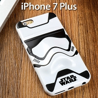 iPhone 7 Plus Star Wars 3D Stormtrooper Case