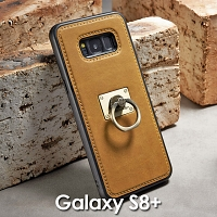 Samsung Galaxy S8+ Detachable Finger Ring Back Case