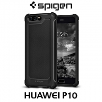Spigen Rugged Armor Extra Case for Huawei P10