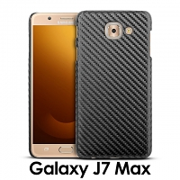 Samsung Galaxy J7 Max Twilled Back Case