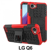 LG Q6 Hyun Case with Stand