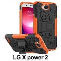 LG X power2 Hyun Case with Stand