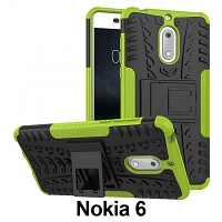 Nokia 6 Hyun Case with Stand