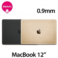 Ozaki O! Macworm TightSuit 0.9mm Case for MacBook 12