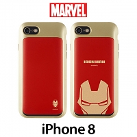 MARVEL Iron Man i-Slide Case for iPhone 8