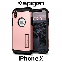 Spigen Tough Armor Case for iPhone X