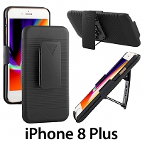iPhone 8 Plus Protective Case with Holster