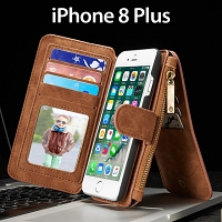 iPhone 8 Plus Diary Wallet Case