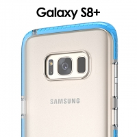 Samsung Galaxy S8+ Jelly Bumper TPU Case