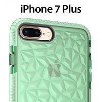 iPhone 7 Plus Diamond TPU Case