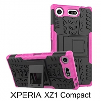 Sony Xperia XZ1 Compact Hyun Case with Stand