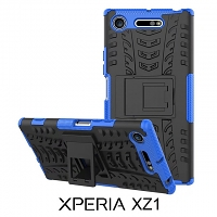 Sony Xperia XZ1 Hyun Case with Stand