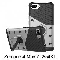 Asus Zenfone 4 Max ZC554KL Armor Case with Stand