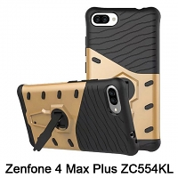 Asus Zenfone 4 Max Plus ZC554KL Armor Case with Stand
