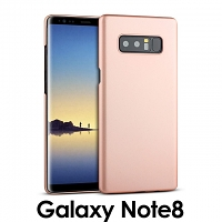 Samsung Galaxy Note8 Ultra-Thin Rubberized Back Hard Case