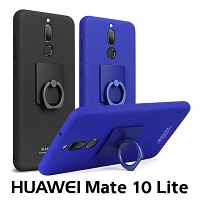 Imak Marble Pattern Back Case for Huawei Mate 10 Lite