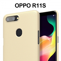 NILLKIN Frosted Shield Case for OPPO R11S