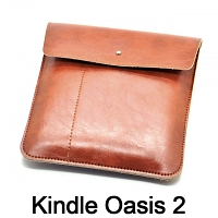 Amazon Kindle Oasis 2 Multi-functional Leather Pouch