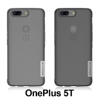 NILLKIN Nature TPU Case for OnePlus 5T