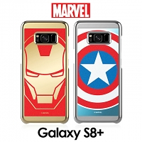 MARVEL Art Back Case for Samsung Galaxy S8+