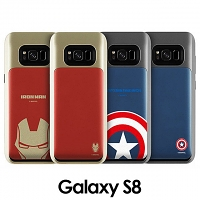 MARVEL i-Slide Case for Samsung Galaxy S8