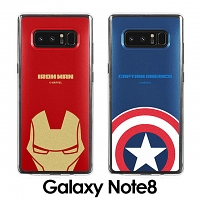 MARVEL i-Slide Case for Samsung Galaxy Note8