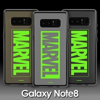 MARVEL Logo i-Slide Glow Case for Samsung Galaxy Note8
