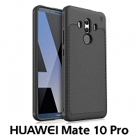 LENUO Gentry Series Leather Coated TPU Case for Huawei Mate 10 Pro
