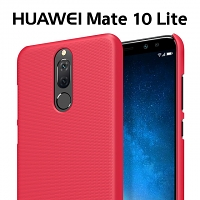 NILLKIN Frosted Shield Case for Huawei Mate 10 Lite