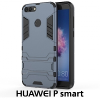 Huawei P smart Iron Armor Plastic Case