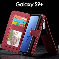 Samsung Galaxy S9+ Diary Wallet Case