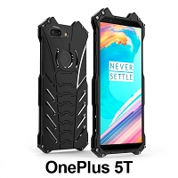 OnePlus 5T Bat Armor Metal Case